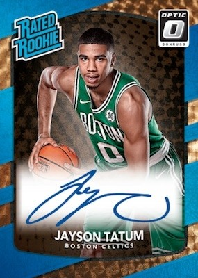 2017-18 Panini Donruss Optic Basketball Blaster Box Personal