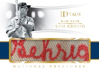 2018 National Treasures Baseball Full Case PYT #6 - 9/26 Release