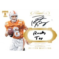 2017 Flawless Collegiate Football Briefcase Hit Random #4 PRICE DROP