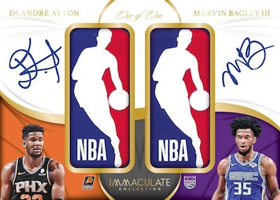 2018-19 Panini Immaculate Basketball 5 Box Full Case PYT #2 (10/18 Release)