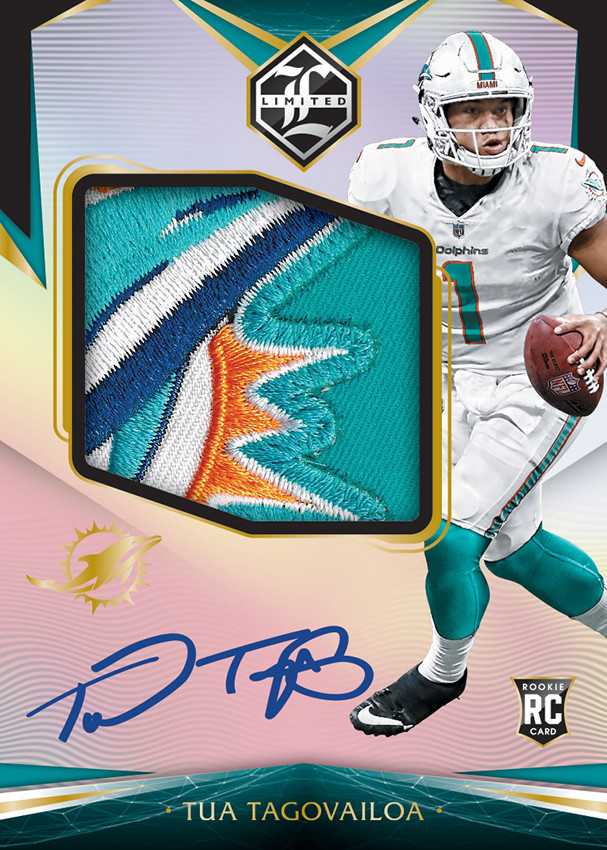 2020 Panini Limited Football 7 Box Half Case PYT #2 + Chargers Random! + $100 Hitless Giveaway!